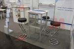 Здрави метални бар столове