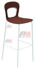 алуминиеви бар столове  от метал или пластмаса