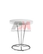 Устойчиви здрави маси и столове от алуминий