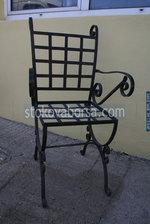 стол от ковано желязо по поръчка