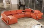 луксозен дизайнерски ъглов диван