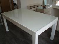 Трапезна бяла маса