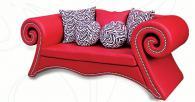 Бутиков диван с модерен дизайн