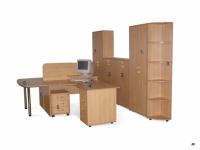 Цялостен интериорен дизайн за работни кабинети за офис