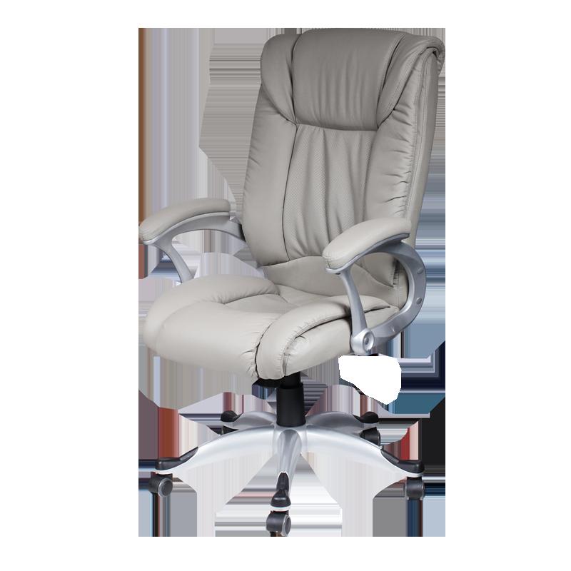 Офис столове - Президентски стол Carmen 6052 - сив