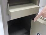 Метален депозитен сейф пожароустойчив