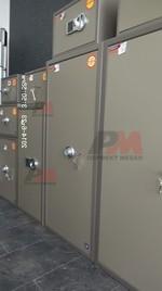 Взломоустойчиви сейфове за неподвижно закрепване към стена